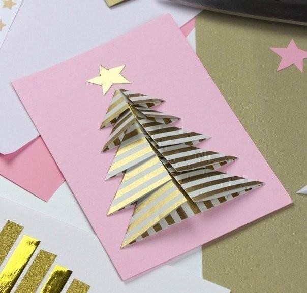 Новогодние поделки своими руками на Новый год в детском саду и дома