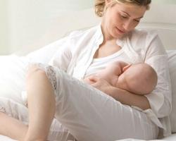 Средства, повышающие выделение молока (лактацию) у кормящих матерей