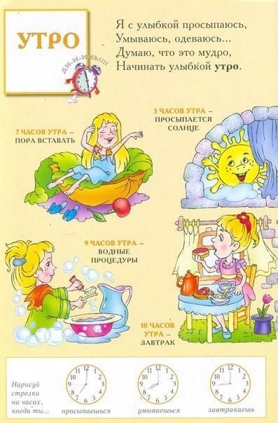 Скачать картинки время года для детского сада