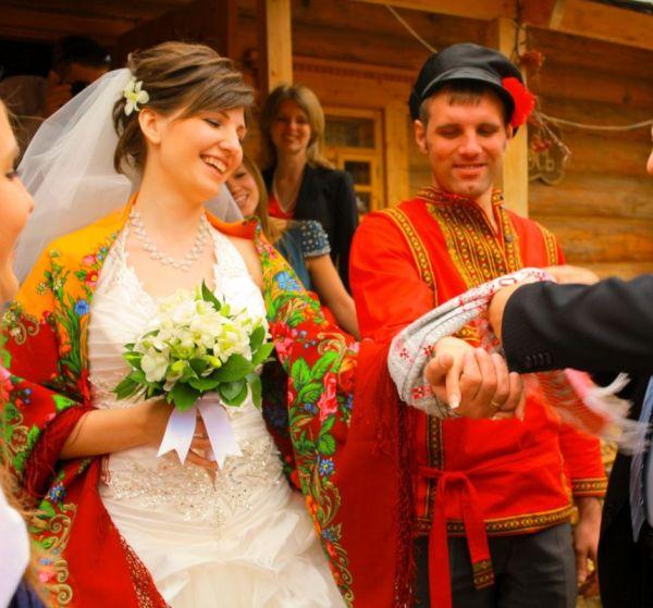 изображение свадебного костюма народов твоего края