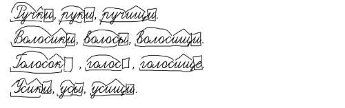 ГДЗ Русский язык 3 класс Учебник 1 часть. Климанова, Бабушкина. Ответы на задание 198