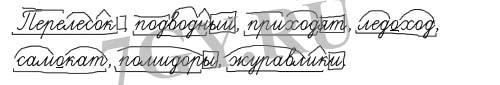 ГДЗ Русский язык 3 класс Учебник 1 часть. Климанова, Бабушкина