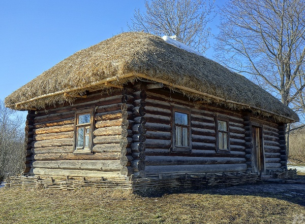 Приклей фотографию или сделай рисунок внешнего вида традиционного жилища народов твоего края