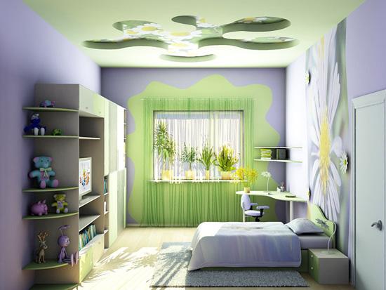 Дизайн проекты комнаты для девочки подростка
