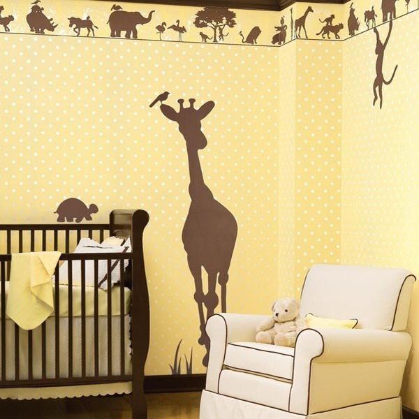 Дизайн детской комнаты для мальчика Природа и путешествия