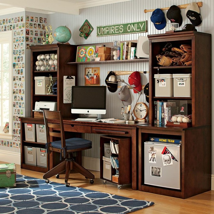 Дизайн комнаты для мальчика подростка (юноши, парня)