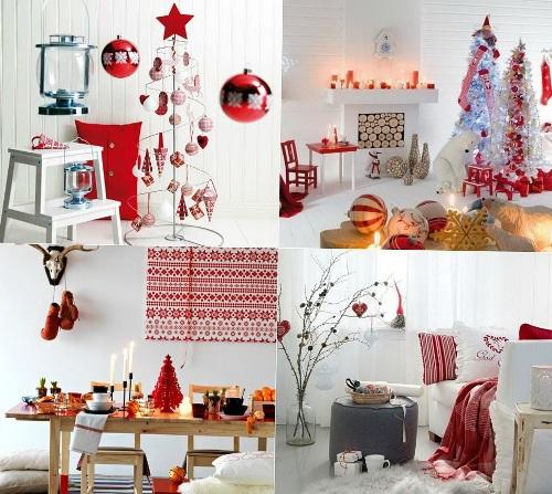 Как украсить комнату на новый год картинки