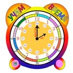 Как научить ребенка часам (времени)