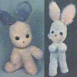 Как сшить мягкую игрушку заяц
