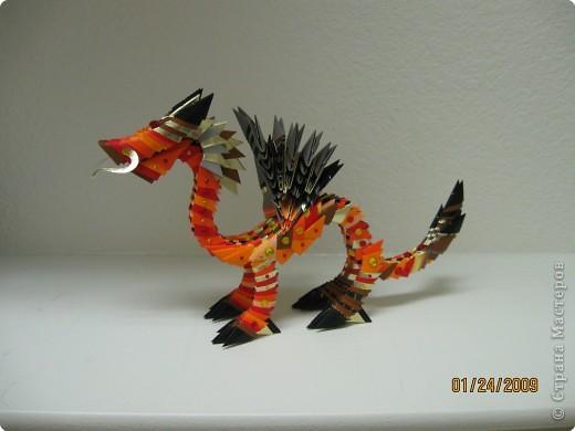 модульных драконов: