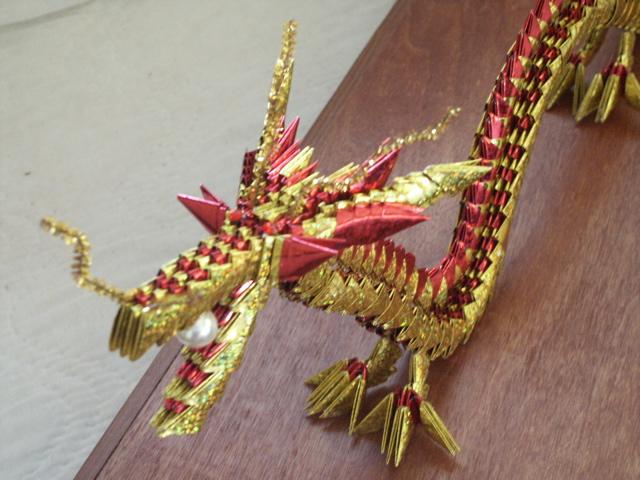 оригами из бумаги из модулей - Сделай сам!