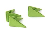 Ёлка из треугольных модулей