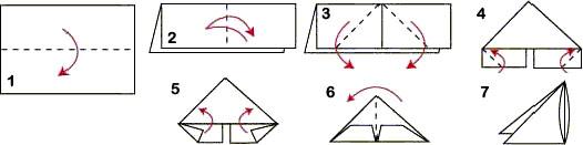 Как сделать модули для оригами