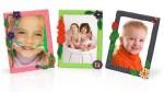 Как слепить рамки для фото из пластилина или массы для лепки - пошаговая схема и мастер класс