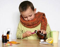 Как лечить ребенка с кашлем