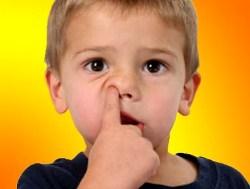 Кровь из носа у ребенка - причины и как оствановить носовое кровотечение
