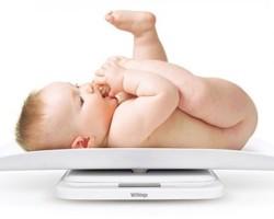 Нормы роста и веса детей до года