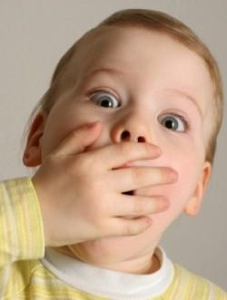 запах изо рта режутся зубы