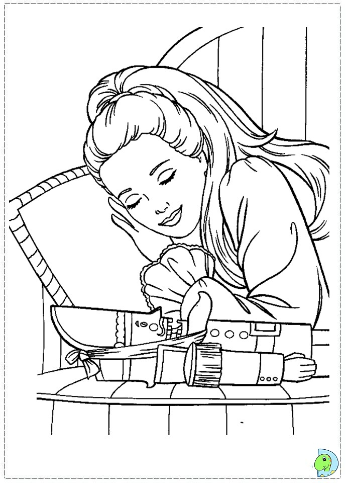 the nutcracker story coloring pages - photo#13